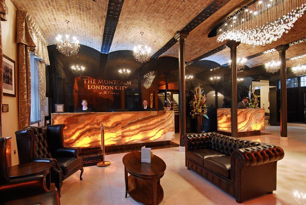 Barbican Hotel Londra